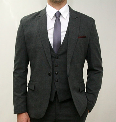 Men's Custom Suit
